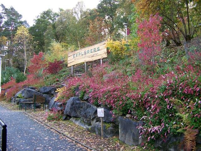 Explorer's Garden