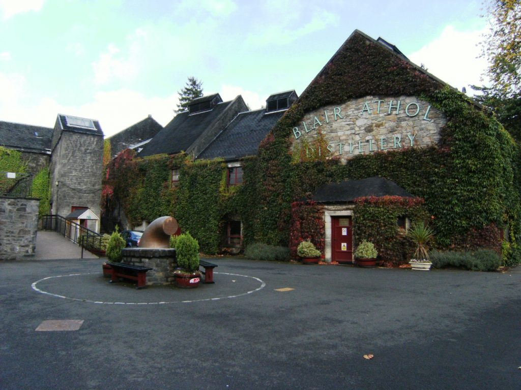 Things To Do in Pitlochry – Blair Atholl Distillery