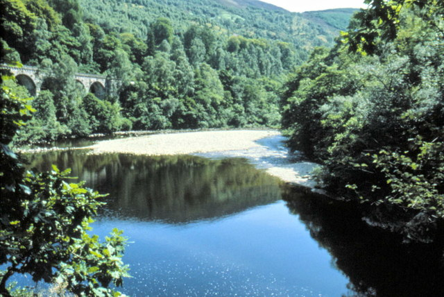 Things To Do in Pitlochry – Killiecrankie Gorge